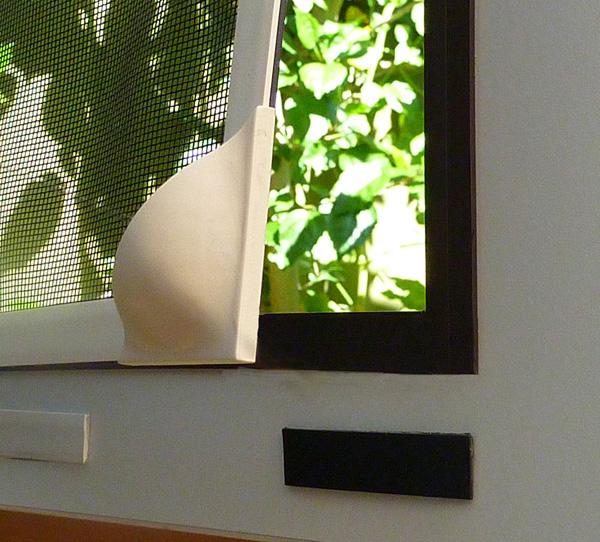 Custom Magnetic Screen Door