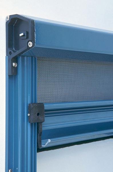 Motorised Door Screens