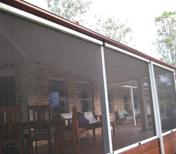 Roller Fly Screen for Doors