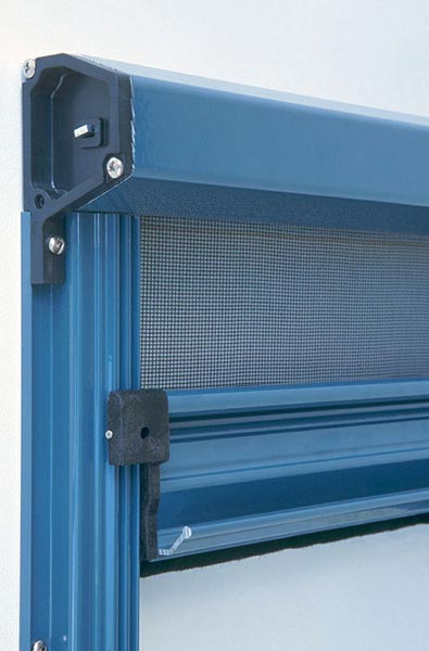 Motorised Door Screens