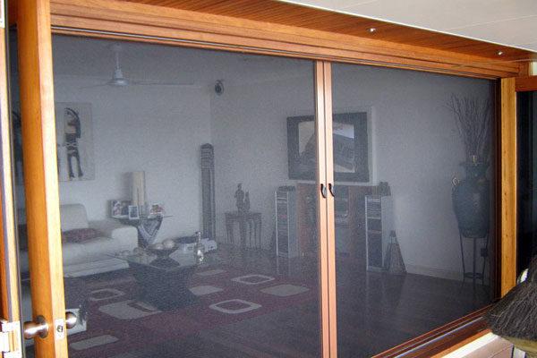 Retractable Patio Screen Door
