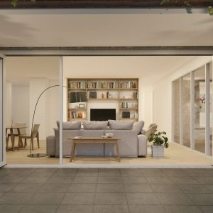 Zl2 Fly Screens For Bi Fold Doors Freedom Retractable