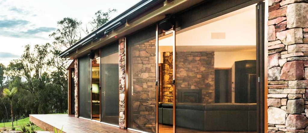 Smart Blind - Retractable Screens