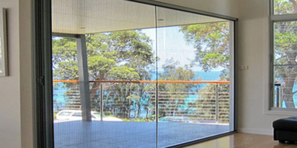 Freedom Pleated Range - Retractable Screens